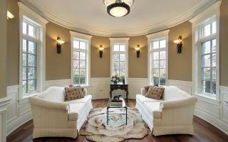 Люстры и другие светильники для освещения гостиной