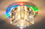Светодиодные светильники для натяжных и подвесных потолков
