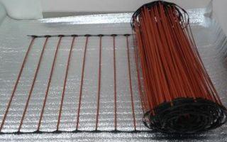 Электрический карбоновый теплый пол