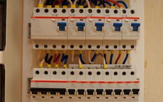 Собираем электрощит для частного дома на 380 в 15 квт
