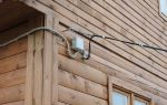 Какой провод лучше использовать для проводки в доме и на улице