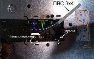 Характеристики кабеля кгн