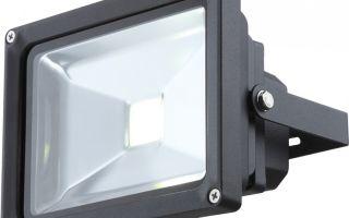 Светодиодные светильники для уличного освещения
