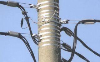 Технологии монтажа кабеля сип